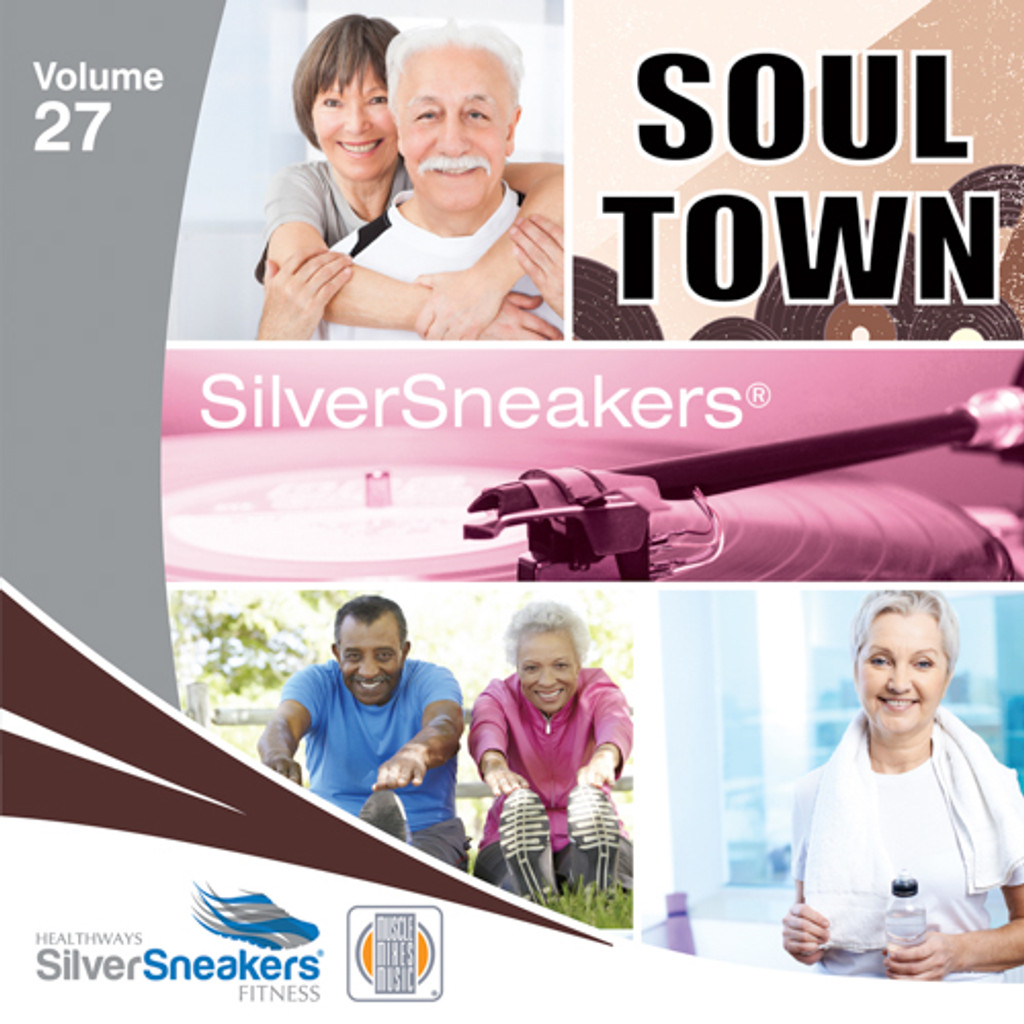 SOUL TOWN, SilverSneakers vol. 27