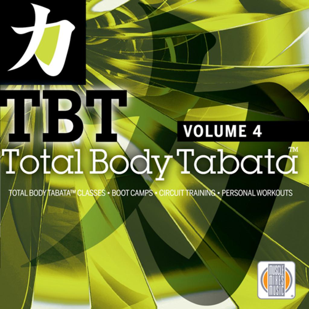 Total Body Tabata , vol. 4