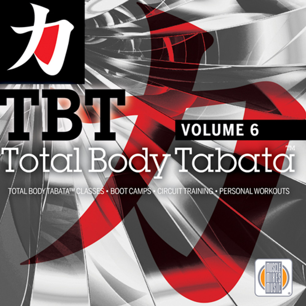 Total Body Tabata, vol. 6