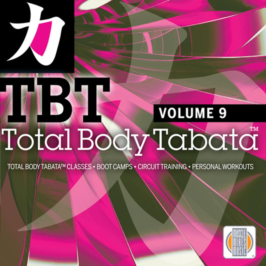 Total Body Tabata, vol. 9