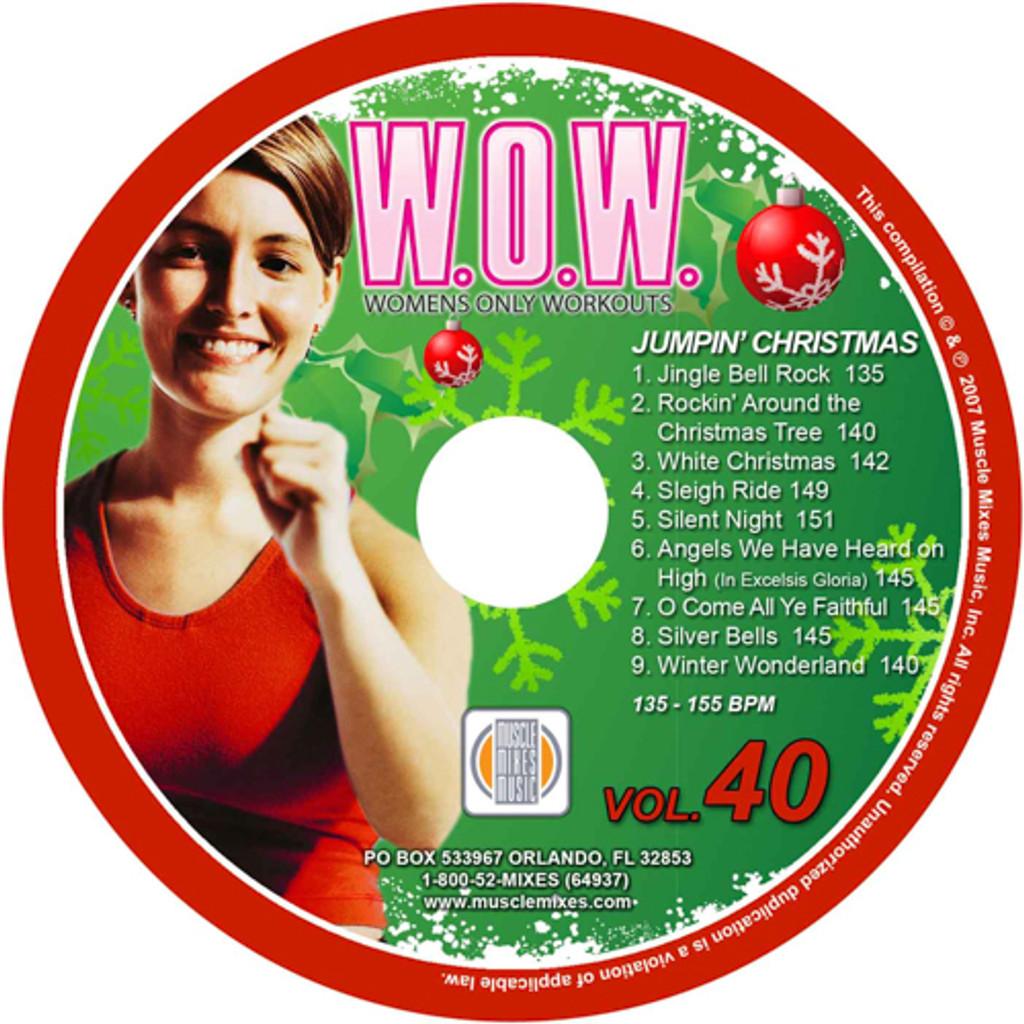 JUMPIN‰` CHRISTMAS