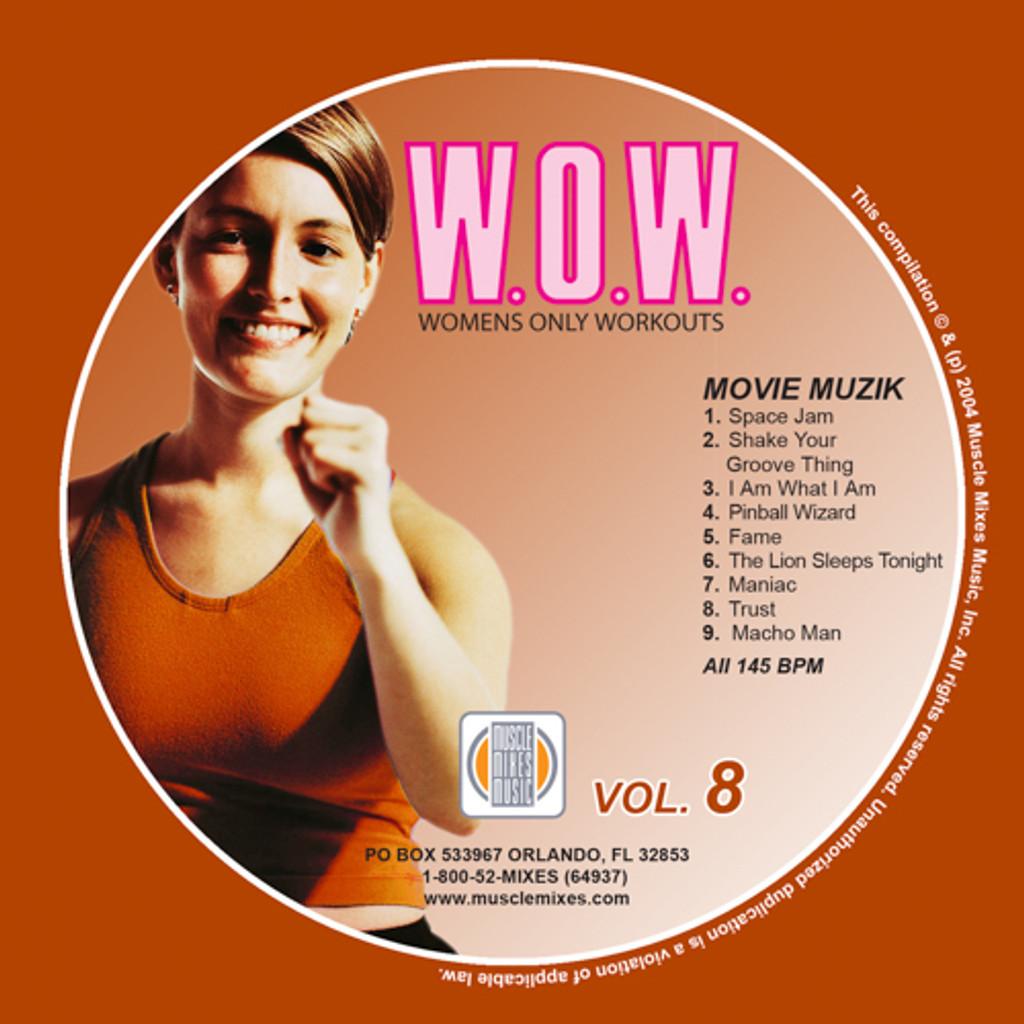 MOVIE MUZIK-W.O.W. #8