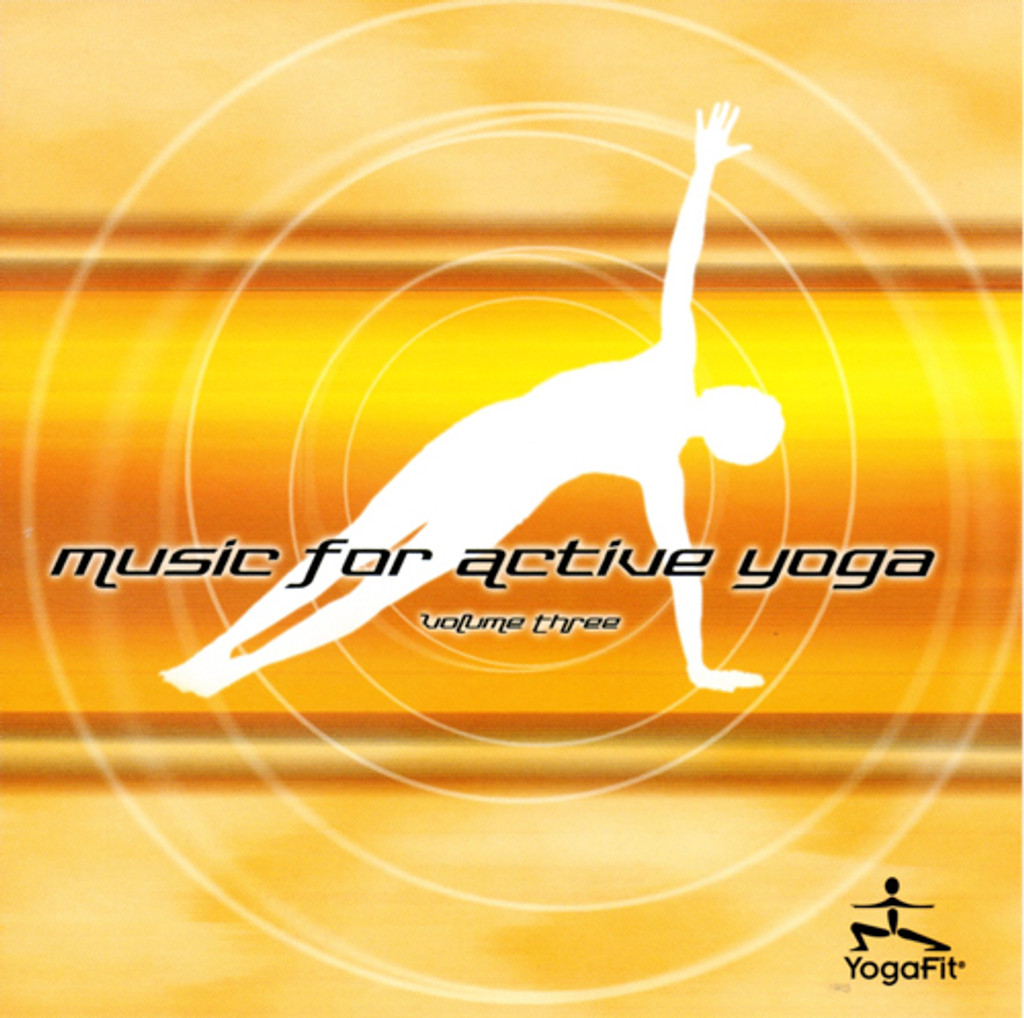 Yogafit's Music for Active Yoga, vol. 3