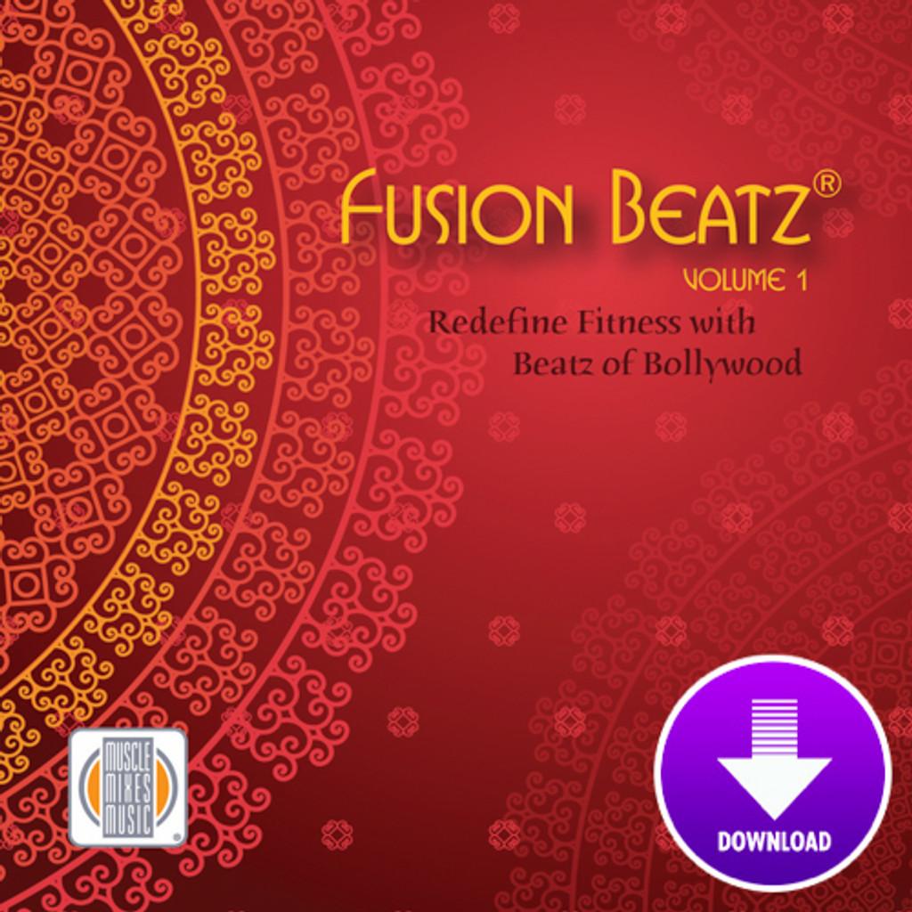 Fusion Beatz Bollywood, Vol. 1-Digital