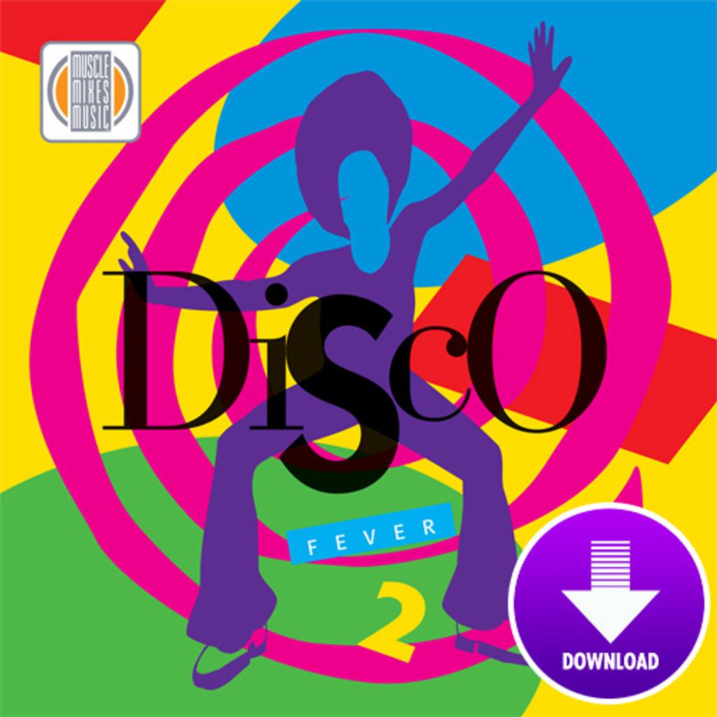 STEP DISCO FEVER-Digital