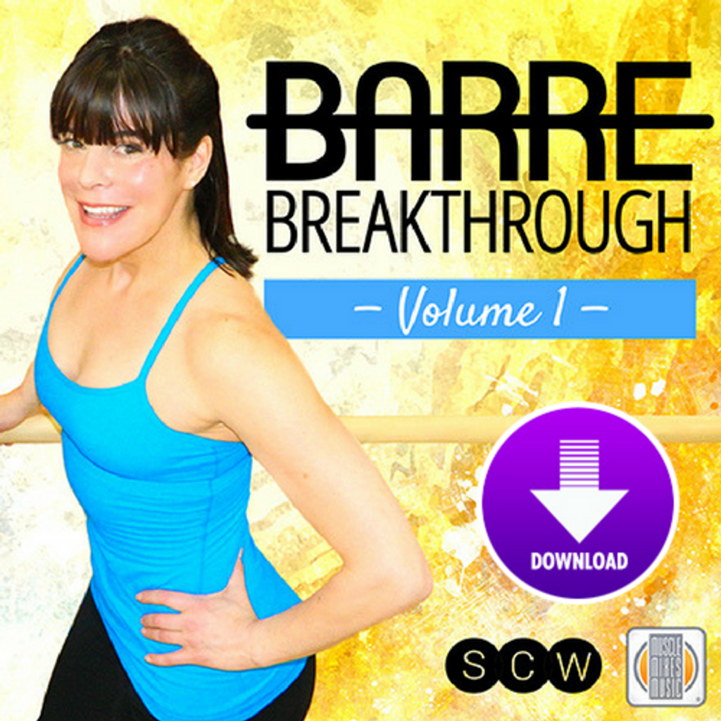 BARRE BREAKTHROUGH, vol.1 (with SCW) - Digital