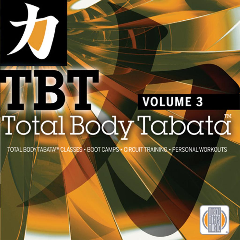 Total Body Tabata, vol. 3