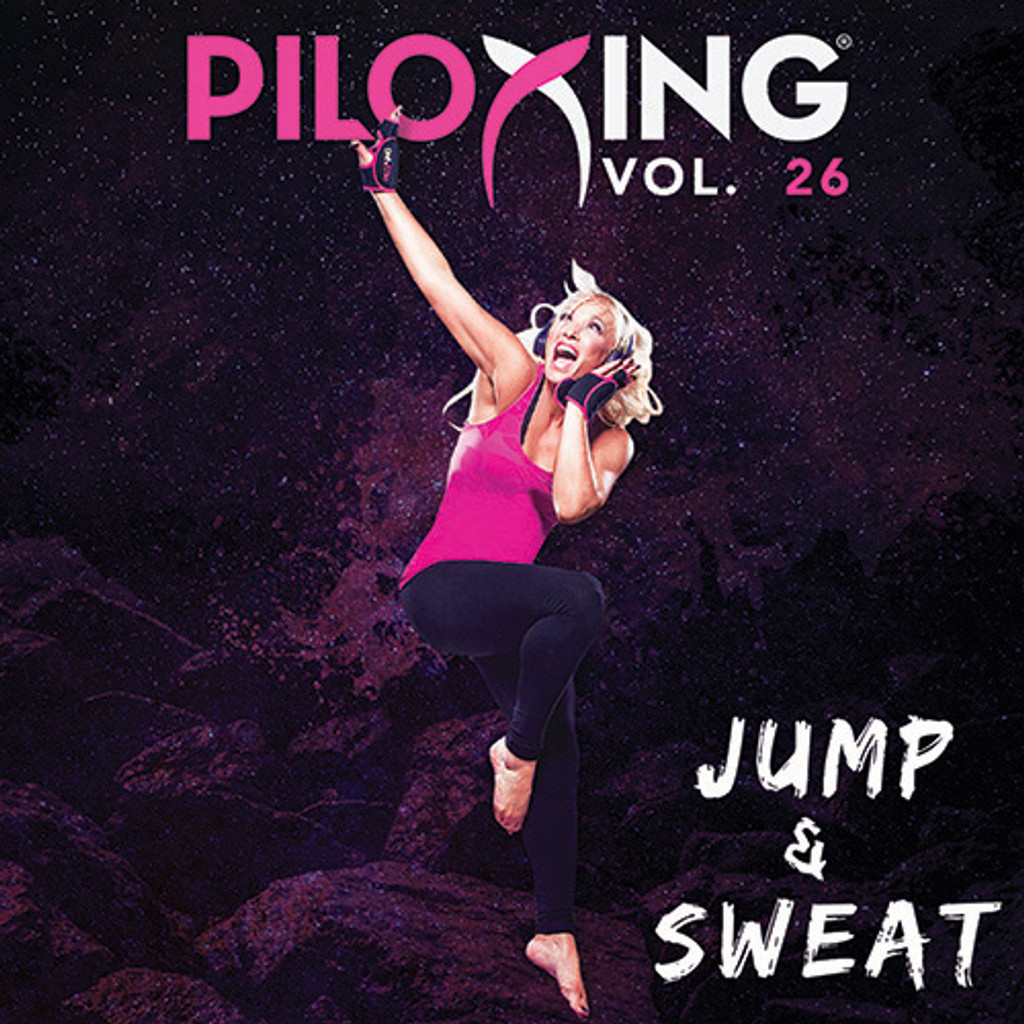JUMP & SWEAT, Piloxing vol. 26