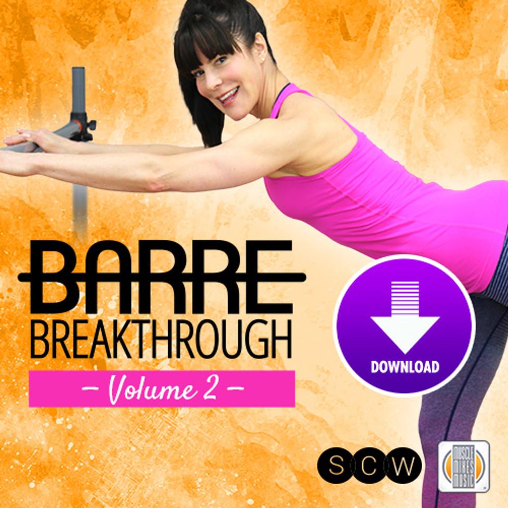 BARRE BREAKTHROUGH, vol.2 (with SCW) - Digital
