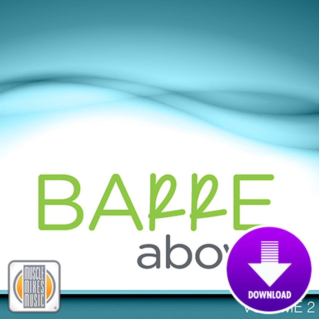 BARRE ABOVE, vol 2 - Digital
