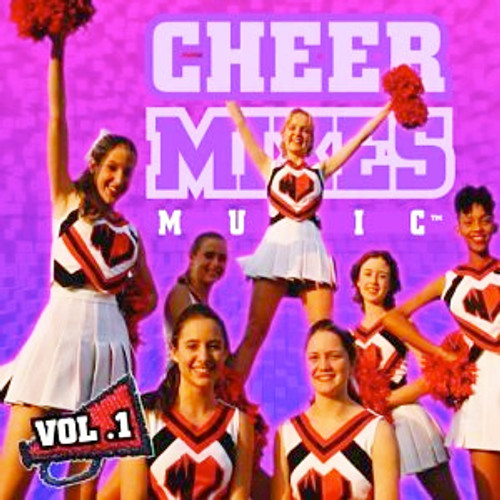 CHEER MIXES Volume 1