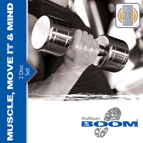 BOOM - Muscle, Move It & Mind (by SilverSneakers) - Double CD Set