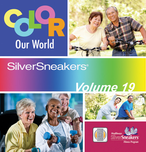 COLOR OUR WORLD, SilverSneakers vol. 19