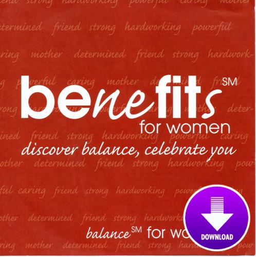 BENEFITS FOR WOMEN-Digital
