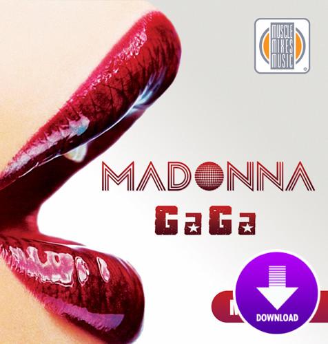 MADONNA GAGA-Digital Download