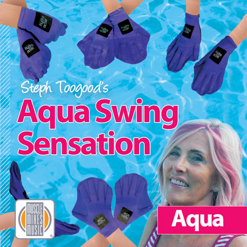 Steph Toogood's Aqua Swing Sensation-CD