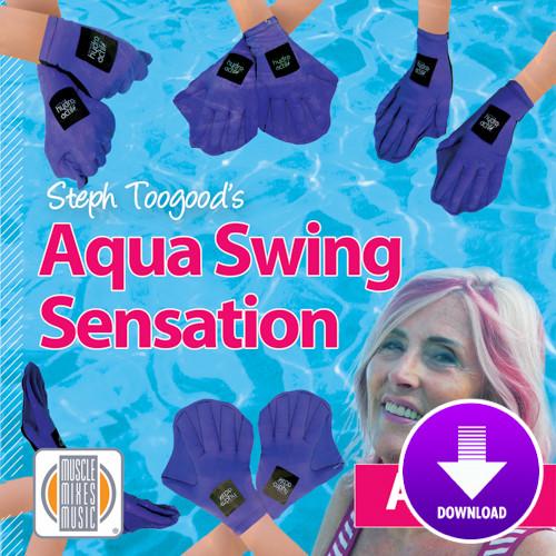 Steph Toogood's Aqua Swing Sensation-Digital Download