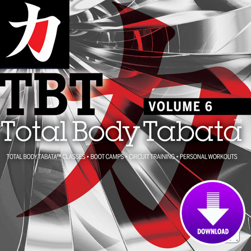 Total Body Tabata - Volume 6-Digital Download