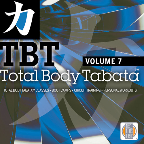 Total Body Tabata - Volume 7-CD
