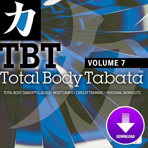 Total Body Tabata - Volume 7-Digital Download