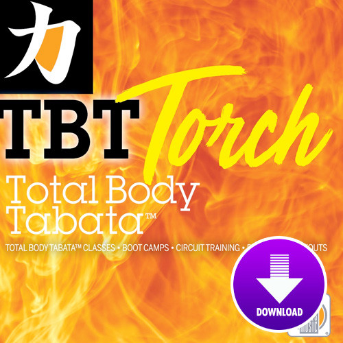 Total Body Tabata - Torch - Digital Download