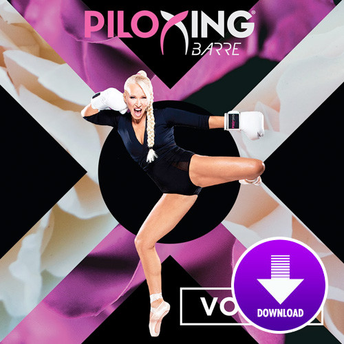 PILOXING BARRE, Barre Music Vol 10 - Digital Download