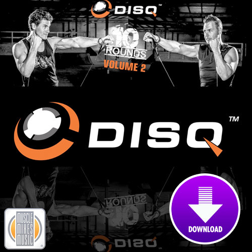 DISQ 10 Rounds - Volume 2 - Digital Download