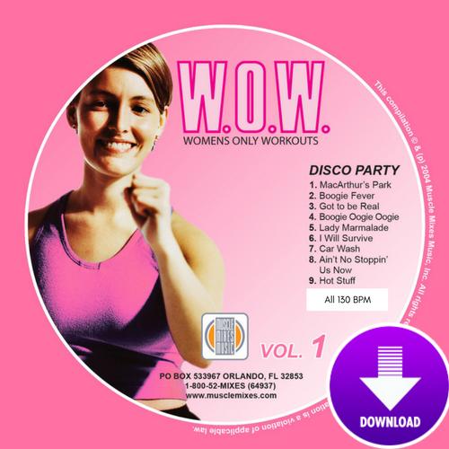 DISCO PARTY - Digital