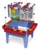 "Childbrite Toddler 4 Station Space Saver Easel - 18"" Tall 2"