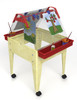 Childbrite Youth Basic Easel w/ Casters in Blue or Sandstone