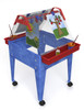 Childbrite Youth Basic Easel w/ Casters in Blue or Sandstone 1