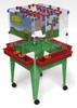 "Childbrite Youth 4 Station Space Saver Easel - 24"" 2"