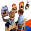 Animal Friends Wall Mirrors