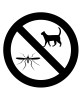 Protects against animal and insect borne diseases