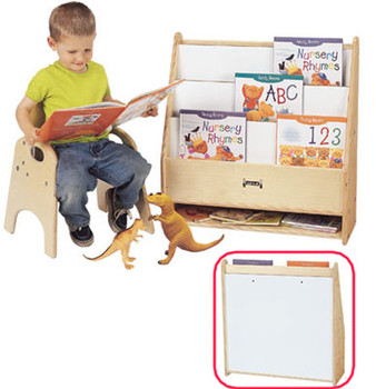 Jonti-Craft Toddler Pick-a-Book Stand 1