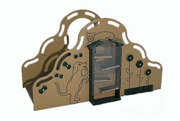 Durabuilt Family Pets Adventure Infant Toddler Fun Station