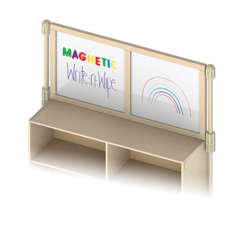 Upper Deck Divider Magnetic Write-Wipe