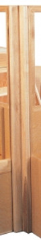 Deluxe Corner Post for Dividers, 48''h 1