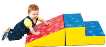 Children's Factory Basic Play Set Soft Play Climber