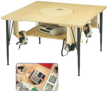 Jonti-Craft Jonti Craft Classroom Blanca Table 1