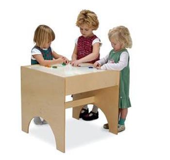 Whitney Brother Light Table for Children 1