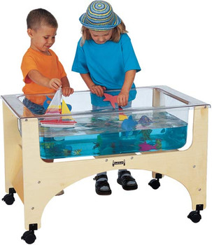 Jonti-Craft See-Thru Sensory Table 1