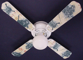"""Pirates Of Caribbean Ceiling Fan 42"""" 1"""
