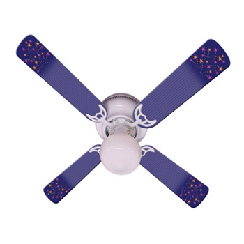 "Shooting Stars Ceiling Fan 42"" 1"