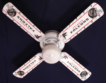 "NFL Atlanta Falcons Football Ceiling Fan 42"" 1"