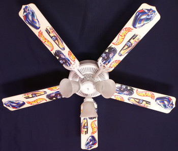 Hot Wheels Ceiling Fan 52""
