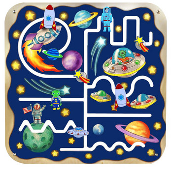 Anatex Outer Space Pathfinder Wall Toy 1
