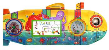 Anatex Submarine Wall Panel Toy 1