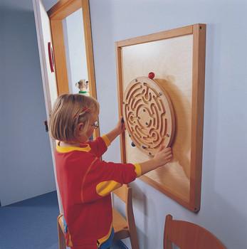 Haba Mini-Ladyrinth Wall Toy 1