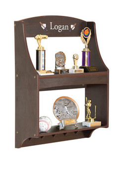 Expressions Espresso Trophy Rack
